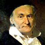Гаусс, Карл Фридрих
